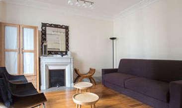 Commerce – La Motte Picquet París 15° 2 dormitorios Apartamento