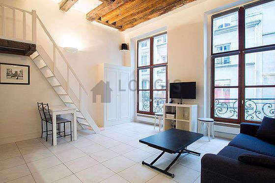 Apartment Paris 1°   Living Room