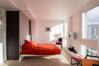 Montparnasse París 14° estudio