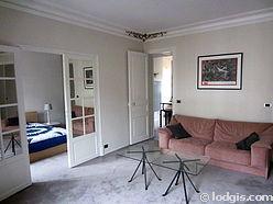 Apartment Paris 17° - Living room