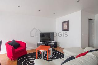 Appartement meublé 3 chambres Courbevoie