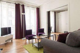 Madeleine – Saint Lazare París 8° 1 dormitorio Apartamento