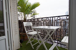 Apartment Haut de seine Nord - Terrace