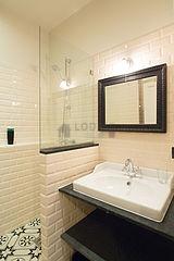 Wohnung Paris 10° - Badezimmer 2
