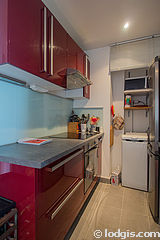 Wohnung Haut de seine Nord - Küche