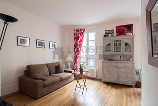 Apartment Rue Robert Lindet Paris 15°