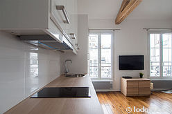 Квартира Париж 7° - Кухня