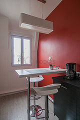 公寓 巴黎8区 - 厨房