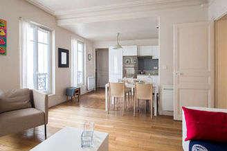 Batignolles Париж 17° 2 спальни Квартира