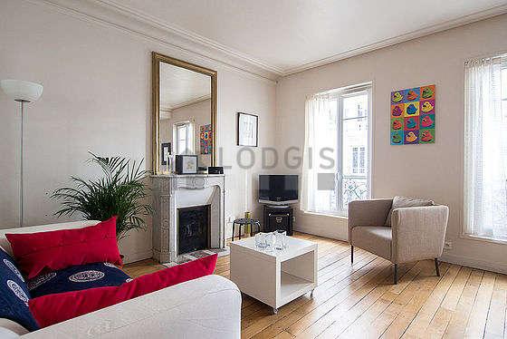 Apartment Paris 17°   Living Room