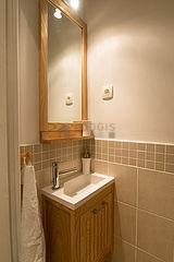 Wohnung Paris 12° - WC