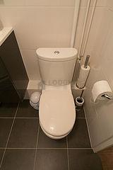 Wohnung Paris 18° - Badezimmer