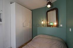 Wohnung Paris 18° - Schlafzimmer