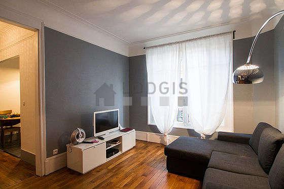 Paris La Villette Rue De Joinville Monthly Furnished Rental 2