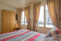 triplex Parigi 3° - Camera