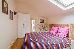 Triplex Paris 3° - Bedroom 2