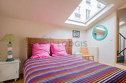 Triplex Paris 3° - Chambre 2