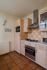 Triplex Paris 3° - Cozinha