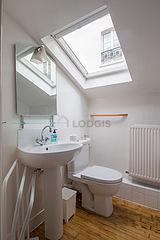 Triplex Paris 3° - Salle de bain 2