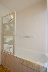 Triplex Paris 3° - Salle de bain