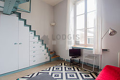 Wohnung Paris 11° - Wohnzimmer