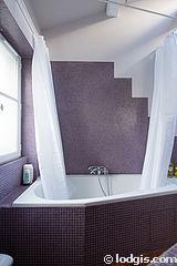 Casa Parigi 12° - Sala da bagno