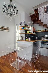 Maison de ville Paris 12° - Cuisine
