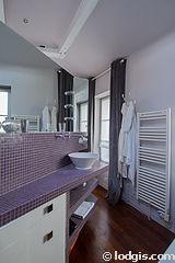 Maison de ville Paris 12° - Salle de bain