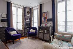 Maison de ville Paris 12° - Séjour