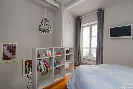 location appartement 2 chambres avec garage paris 12 rue des colonnes du trone meubl 51 m. Black Bedroom Furniture Sets. Home Design Ideas
