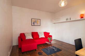 Batignolles Paris 17° 2 Schlafzimmer Wohnung