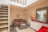 独栋房屋 巴黎15区 - 客厅