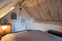 独栋房屋 巴黎15区 - 卧室