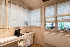 独栋房屋 巴黎15区 - 玻璃屋阳台