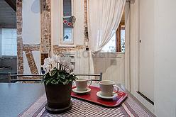独栋房屋 巴黎15区 - 厨房