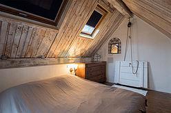 casa París 15° - Dormitorio