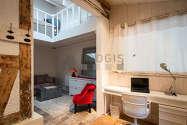 casa París 15° - Salón