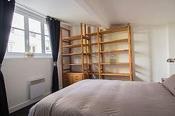公寓 巴黎13区 - 卧室