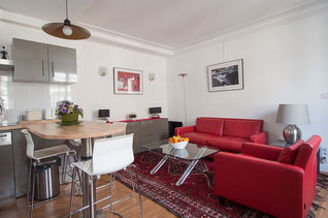 公寓 Rue Gudin 巴黎16区