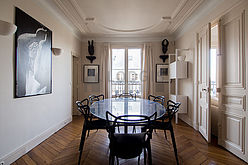 Apartment Paris 6° - Dining room