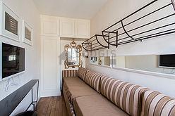Wohnung Paris 6° - Schlafzimmer 2