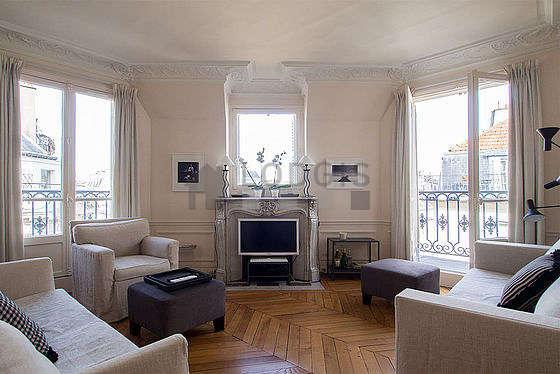 Apartment Paris 6°   Living Room