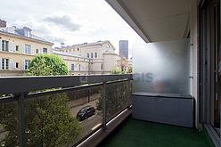 Apartment Paris 7° - Terrace
