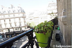 Apartment Paris 1° - Terrace