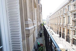 Wohnung Paris 1° - Terasse