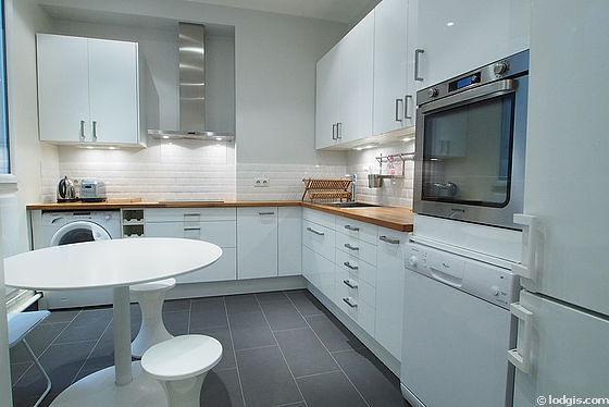 Beautiful kitchen of 14m²
