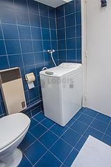 Дуплекс Париж 13° - Ванная