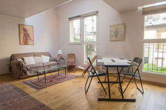 Gobelins – Place d'Italie Париж 13° 1 спальня Дуплекс