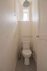 Квартира Париж 17° - Туалет