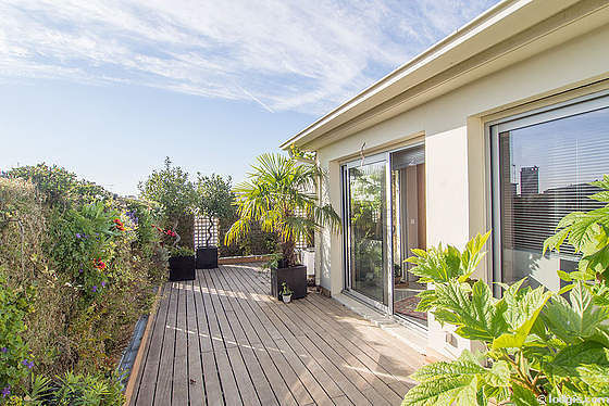 appartement a vendre paris 16 avec terrasse